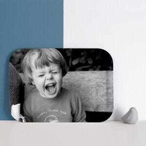 One Two Tray fotodienblad zelf maken met een foto als uniek geschenk